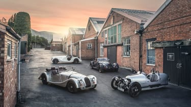 Morgan 110th Anniversary range