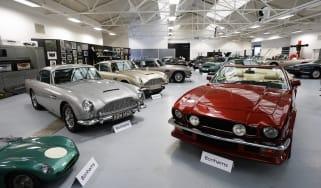 Aston Martin at Bonhams