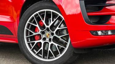 eCoty Porsche Macan GTS - wheel