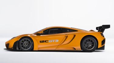 McLaren 12C GT3 details