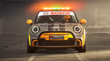 Mini Electric Pacesetter - nose