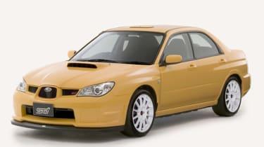 Subaru Impreza WRX STI Spec C Type RA-R