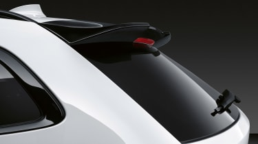 BMW M Performance parts spoiler