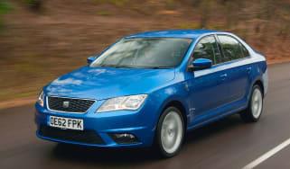 2013 Seat Toledo 1.6 TDI