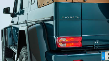 Mercedes-Maybach G650 Landaulet - taillight
