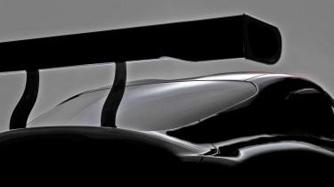 Toyota Supra official teaser