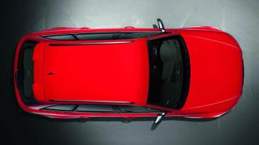 2012 Audi RS4 Avant top