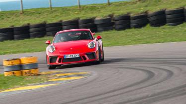 Porsche 911 GT3 - header