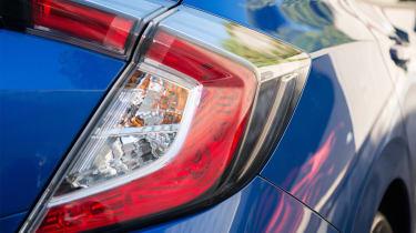 Honda Civic 1.6 i-DTEC – rear light
