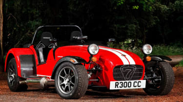 Caterham sets up engineering business