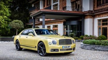 Bentley Mulsanne Speed - static