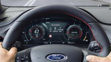 Ford Puma 2019 - dash