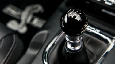 Shelby Mustang Super Snake – Gear stick