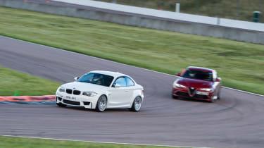 Rockingham track day 2 (AP) - BMW