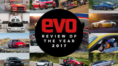 review of the year header