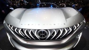 Pininfarina HK GT - front