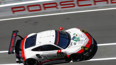 Le Mans 2017 - 911 RSR top
