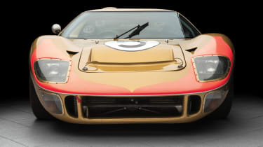 Ford GT40 – front