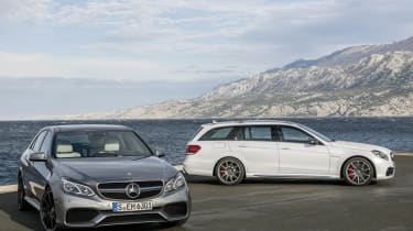 2013 Mercedes-Benz E63 AMG - official pictures and details