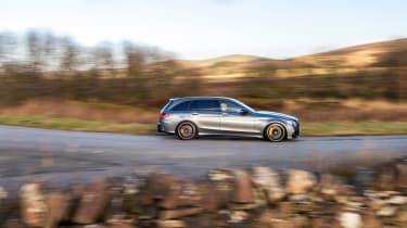 Mercedes-AMG C63 S Estate 2021 – pan3