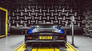 TVR Speed 12 - rear