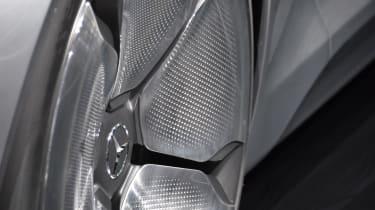 Mercedes F015 wheels