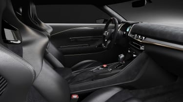 New Nissan GT-R50 by Italdesign prototype dash