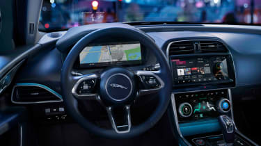Jaguar XE facelift - wheel