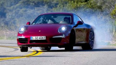 Porsche 911 video review