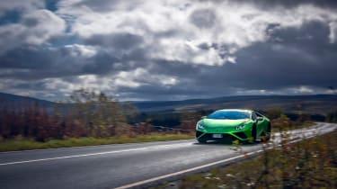 Lamborghini Huracán Evo RWD – road