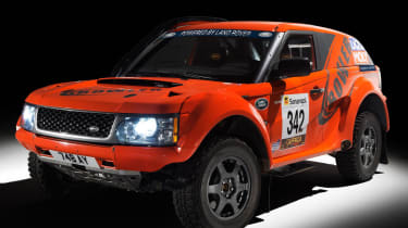Land Rover and Bowler announce official partnership