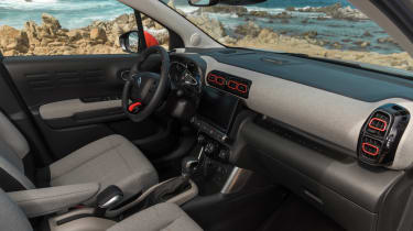 Citroen C3 Aircross - interior 2