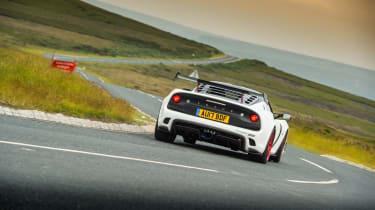 Lotus Exige 380 Cup - rear cornering