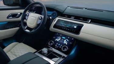 Range Rover Velar SV Auto - interior