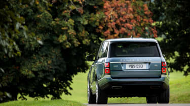 MY18 Range Rover - rear driving