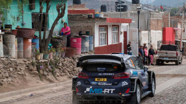 Rally Mexico fiesta