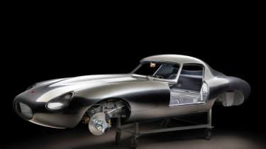 St James's Concours: low drag Eagle Jaguar E-type