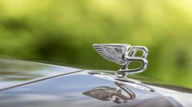 Bentley Mulsanne - badge