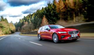 Volvo V60 R-design - rear