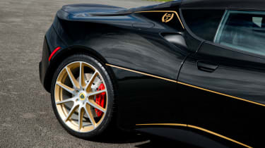 US Lotus Evora Sport 410 - Wheel