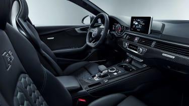 Audi RS5 Sportback - interior