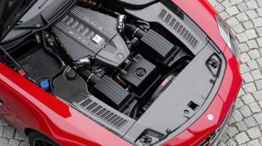 Mercedes SLS AMG GT Final Edition V8 engine