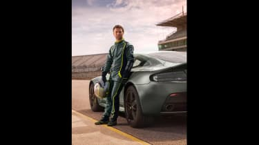 Aston Martin AMR Vantage - driver