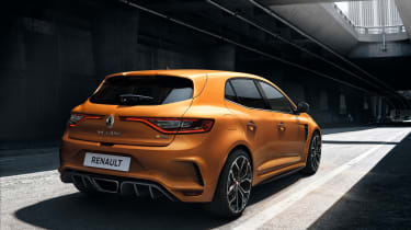 Renault Megane RS - rear quarter