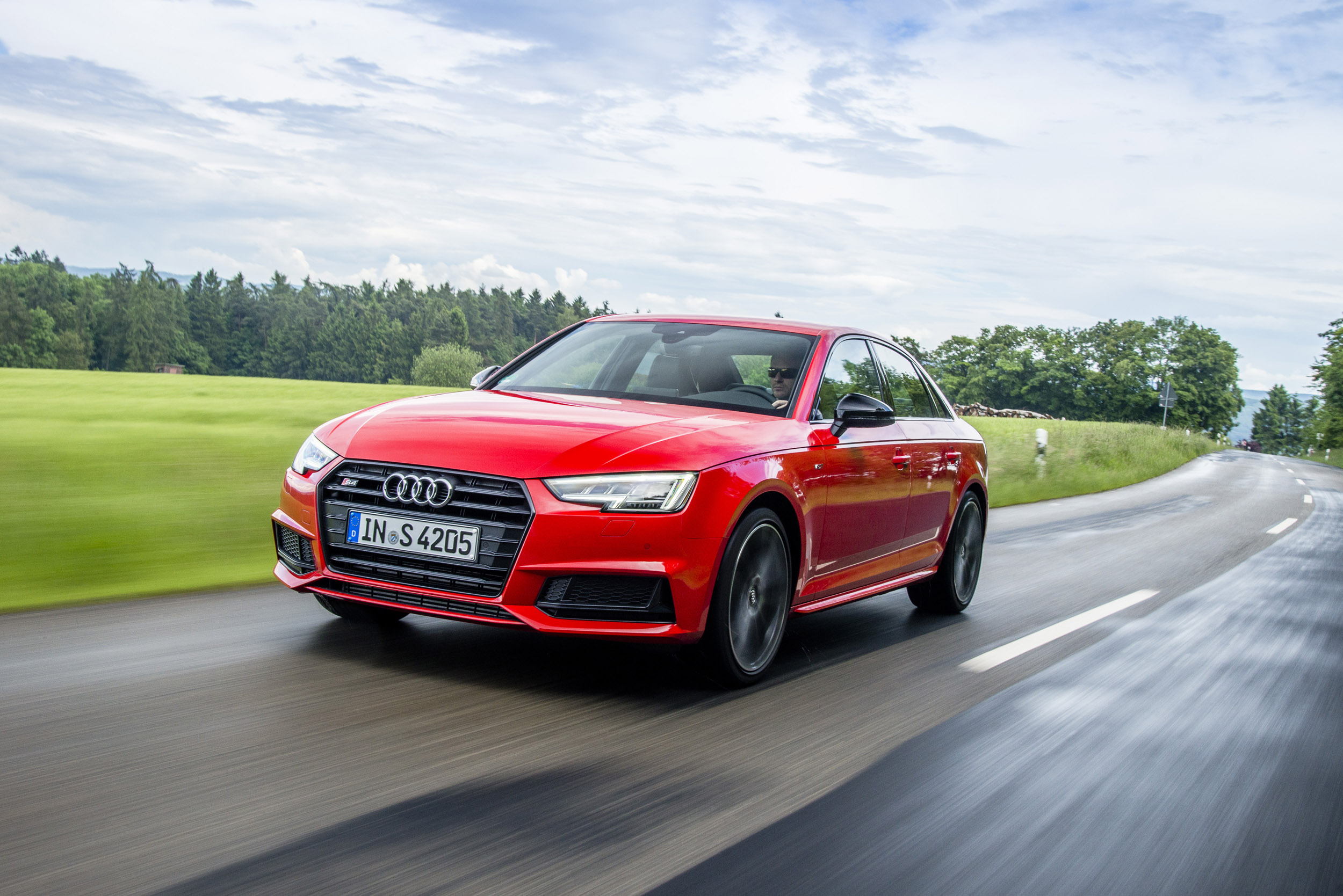 Audi S4 0 60 >> 2019 Audi S4 Tdi Review Appeals To The Head If Not The