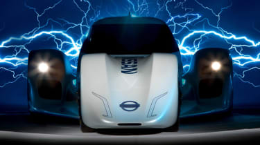 Nissan ZEOD RC electric Le Mans racer