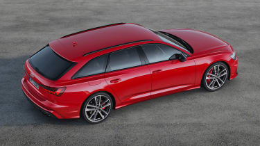 Audi S6 Avant - top