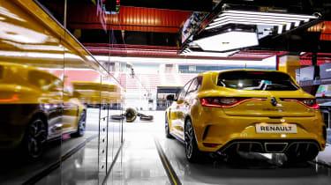 Renault Sport Megane RS 300 Trophy - rear