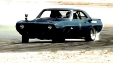 Drift Action in the desert