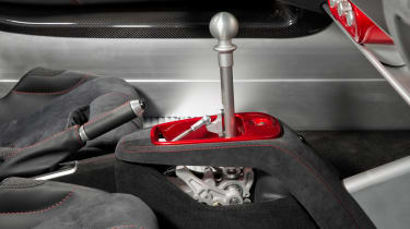 Lotus Elise Sprint gearstick